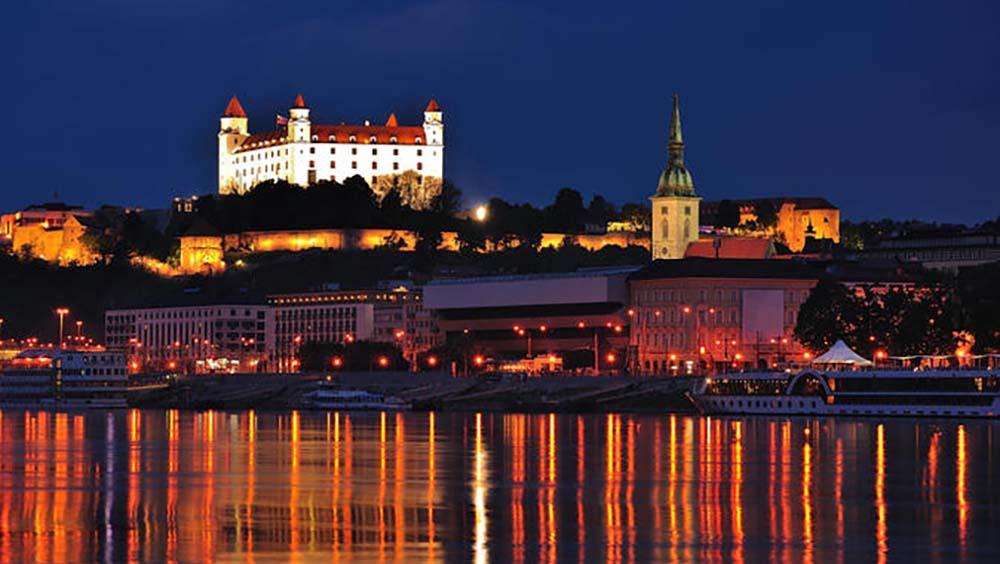 bratislava by transfer from budapest