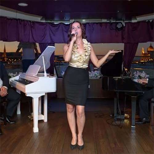 dinner cruise and piano show budapest