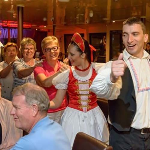 folklore and danube river cruise