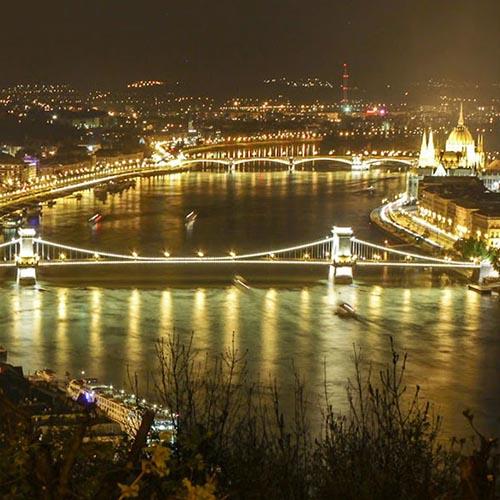 night program budapest