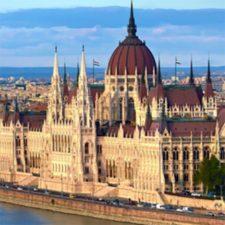 parliament tour budapest