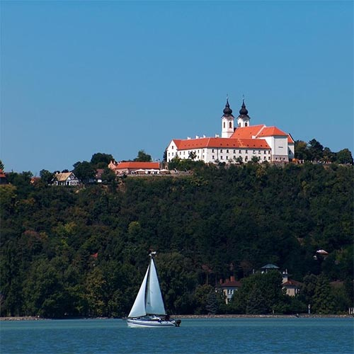 private lake balaton
