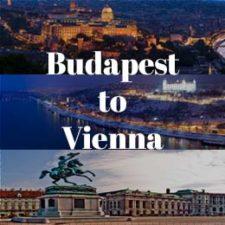 budapest to vienna