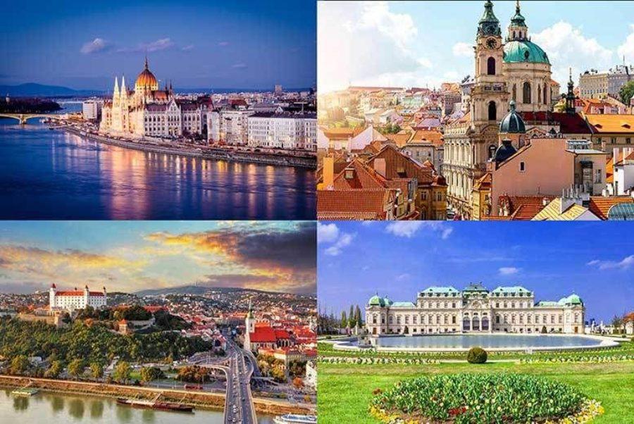 europe round trip