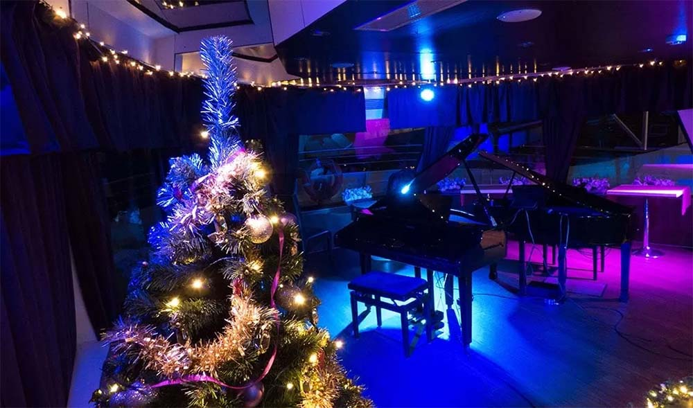 christmas cruise budapest in december