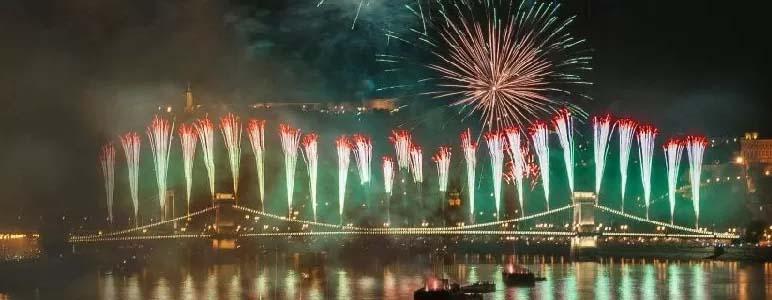 firework new years eve